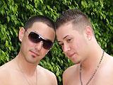 Manny Cruz & Tyler on malespectrumpass