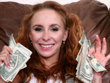 Teen Tramp on weloveredheads