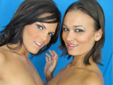 Crissy Moon & Mackenzee Pierce on pinkvisualpass