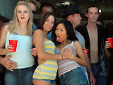 Latina Skeezers - V2 on couplesseduceteens