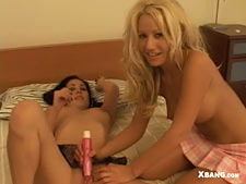 Malibu and Valerie on pinkvisualpass