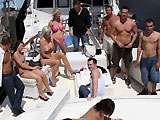 Bikini Boat Bash on backseatbangers