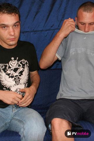 Sasha & Vlada on malespectrumpad