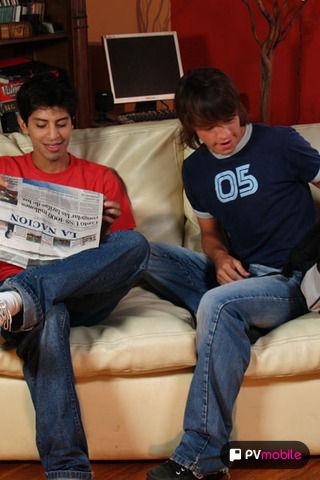 Elias & Mariano on malespectrumpad