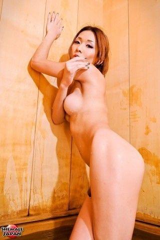 Karina (Misaki) Shiratori on shemalejapantbms