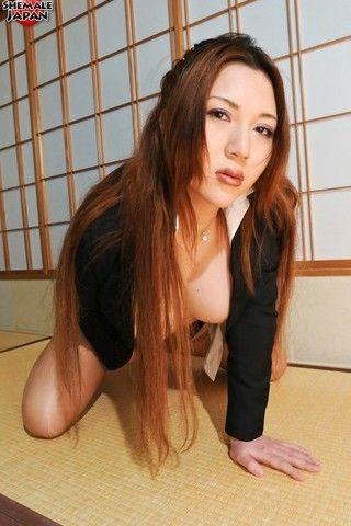 Mana Sakuragawa on shemalejapantbms