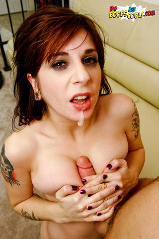 Joanna Angel is Cool on burningangeltbms