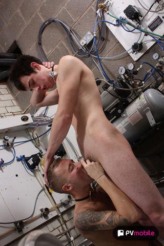 Mylo Jordan & Alex Twinge on malespectrumpad