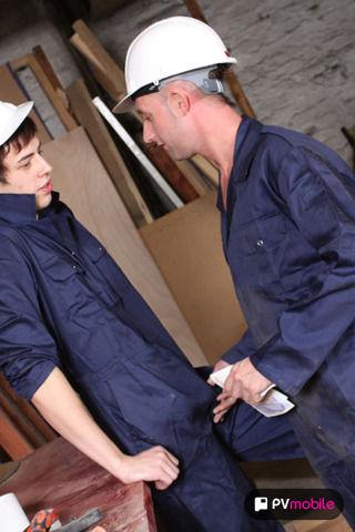 Matt Brooks & Kristian Hawke & Alex on malespectrumpad