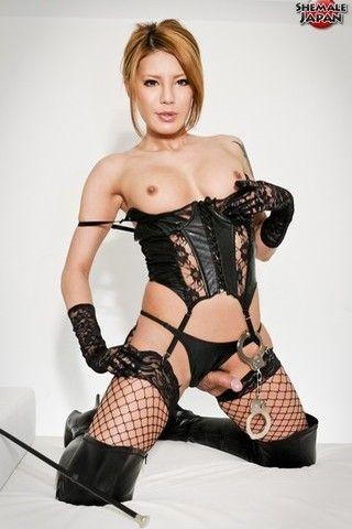 Mistress Rui Matsushita on shemalejapantbms