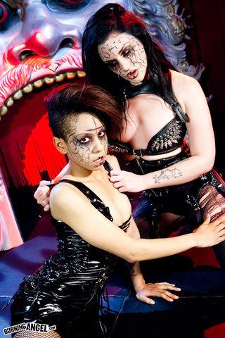 Metal Lesbian Mambo on burningangeltbms