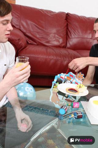 18th Birthday on malespectrumpad