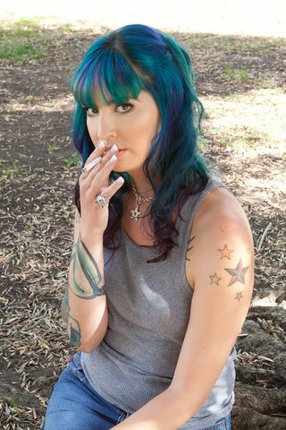 Sally POV on burningangeltbms