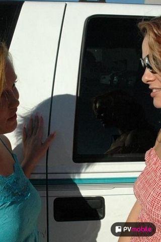 Samantha Slater & Sasha Knox on pinkvisualpad