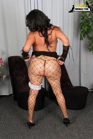 Thick & Sexy Paige! on shemaleyumtbms