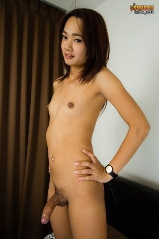 Pretty Bayl! on ladyboytbms