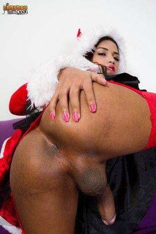 Merry christmas anal