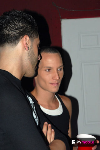 Tristan Everhard & Sebastian on malespectrumpad