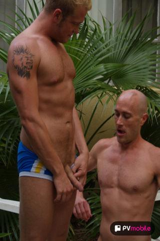 Brian Camron & Brodie Newport on malespectrumpad