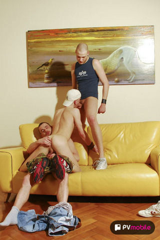 Ben Armstrong on malespectrumpad