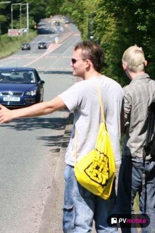 Aaron Slater & Oliver Black on malespectrumpad