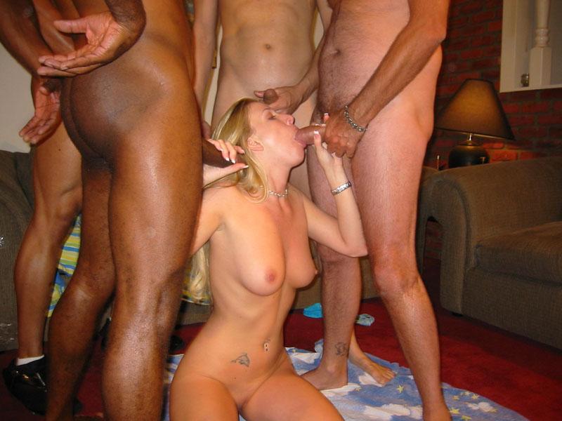 порно десять мужиков и телка