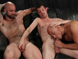 Martin Lebeau Sam Swift Jordano Santor on hisfirstgaysex