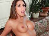 Latina MILF Dominatrix on housewifebangers