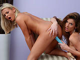 Bree Olson & Kayla Paige on backseatbangers