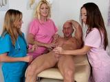 Nurse Revenge on housewifebangers