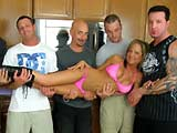 Sophia & 5 guys on pinkvisualpass