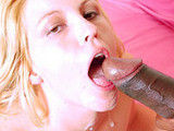 Dumb Blonde Gets Fucked - V2 on monstercockjunkies