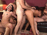 Group Grope - V2 on lesbiancollegesex