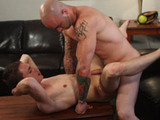 Philippe and Sam Swift on hisfirstgaysex