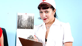 Nurse on boobexamscam