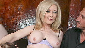 Nina Hartley on gangbangsquad