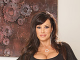 Lisa Ann on bubblebuttsgalore