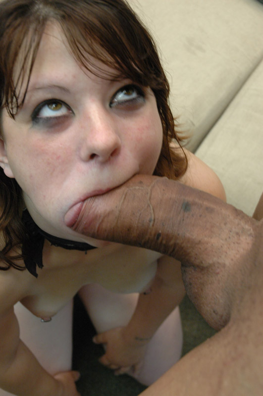 Her First Big Cock Karen