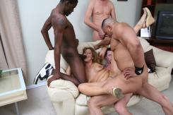 nudiste en group
