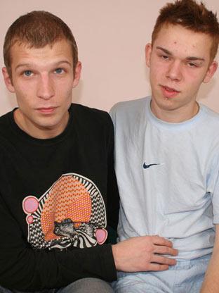 Renato & Ian on malespectrumpass
