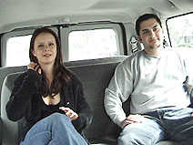Chrissy on backseatbangers