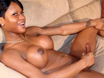 Ebony Mike on blacktgirlstbms