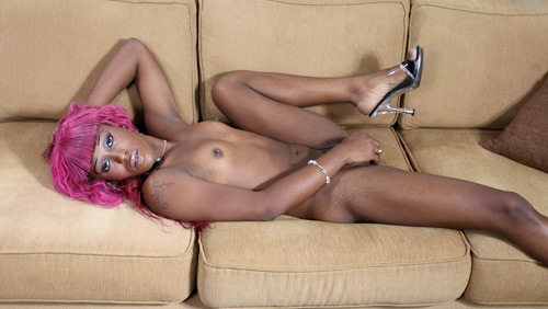 Paradise on blacktgirlstbms