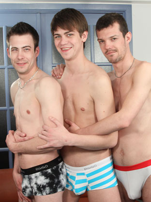 Jaymz Joynt Nathan & Martin Lebeau on malespectrumpass