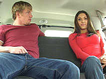 Karina on backseatbangers