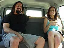 Dani Woodward on backseatbangers