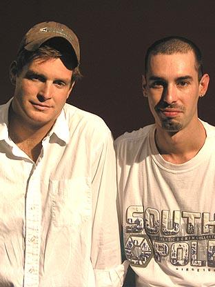 Mark & Frank on allgayrealitypass