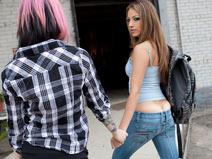 Joanna and Jenna Haze POV on burningangeltbms