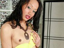 Aaliyah's first time on shemaleyumtbms