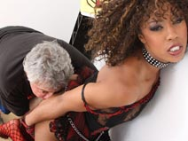 Misty Stone on meanbitchestbms